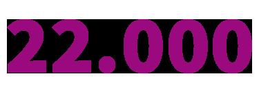 22.000 Strassenkilometer auf der Langstrecke