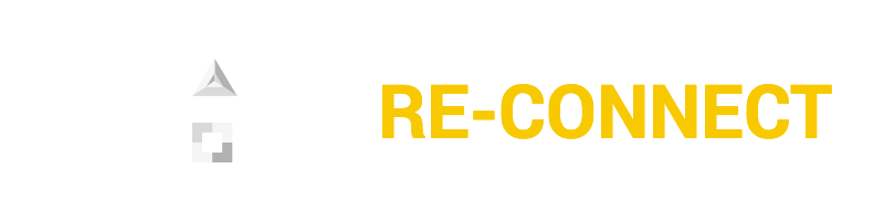 reconnect event logo
